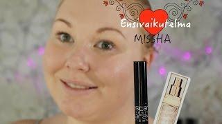 Ensivaikutelma: Missha Wrinkle Filler BB voide & The Style 4D Mascara Thumbnail