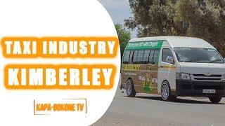 Taxi Industry In Kimberley