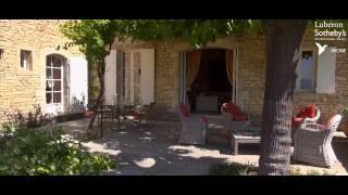 Villa de Luxe a louer dans Gordes - Paradise in Gordes for rent | Provence Luberon Sotheby's