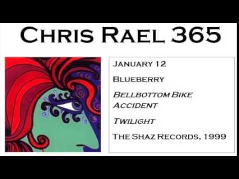 Blueberry - Bellbottom Bike Accident (Twilight, 1999, The Shaz Records)