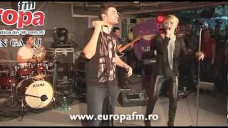 Smiley &amp Sore - Love is music &amp O secunda ( Europa FM LIVE )