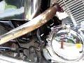 Проверка работы мотора Honda Steed 400 NC25E в Японии | motod.ru