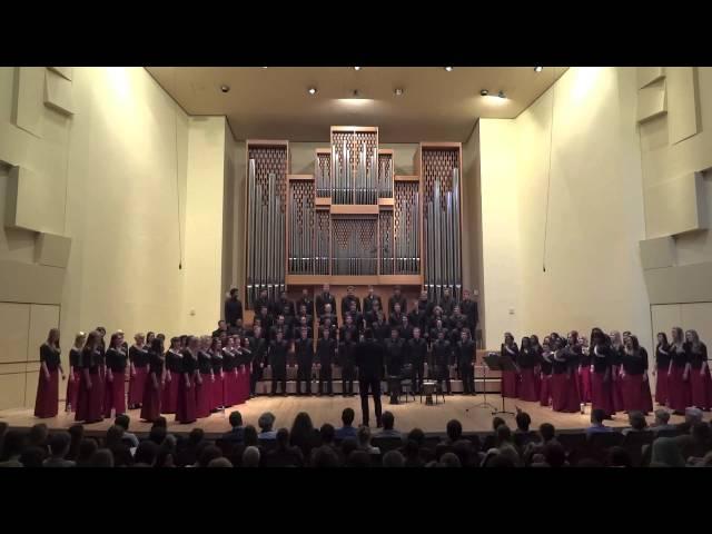 Man in the Mirror  - Stellenbosch University Choir