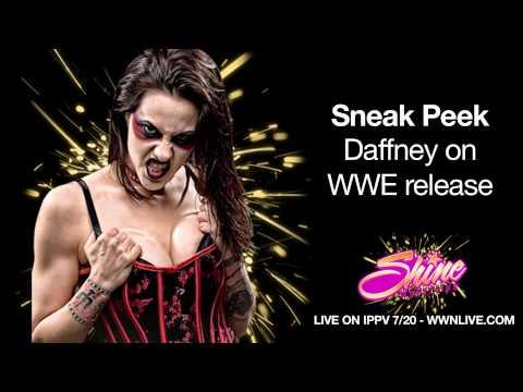 Daffney on WWE release in 2003