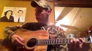 "Craig Campbell ""Tomorrow Is Gone"" Cover by: Joseph Logue"