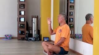 Как научиться медитации в движении в практике Киай Цигун 8 Основ?