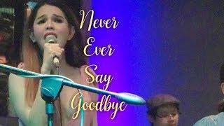 REGINA OTIC - Never Ever Say Goodbye (Historia Bar | November 5, 2018) #HD720p