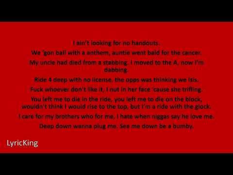 Lil Durk Handouts (Lyrics)