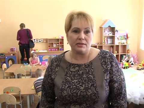 В Первоуральске открылся новый детсад.
