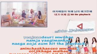 Playback플레이백 Playback Karaoke instrumental official