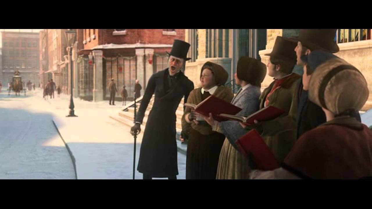 A Christmas Carol - Joy to the World - YouTube