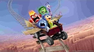 Inside Out - Riley & Anger, Sadness, Joy, Disgust Memorable Moments#5