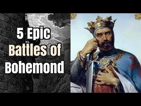 5 Epic Battles of Bohemond the Crusader