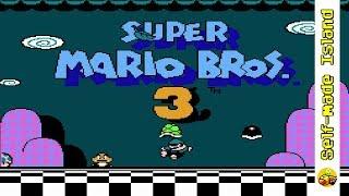Super Mario Bros. 3.87 Heartless (The Burst Shoes Edition) • Super Mario Bros. 3 ROM Hack