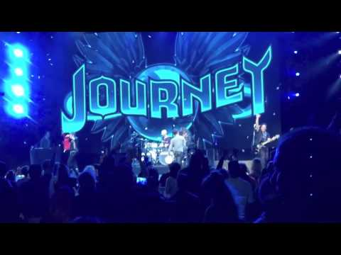 Journey: Jones Beach 2016