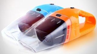 Портативный автомобильный пылесос для влажной и сухой уборки(, 2016-09-21T14:00:01.000Z)