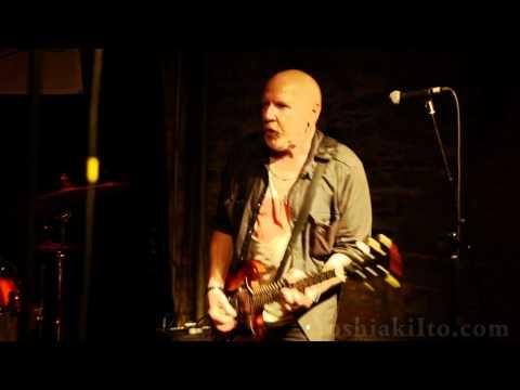 Cheetah Chrome (Dead Boys) - Sonic Reducer @ Bowry Electric 07/05/12