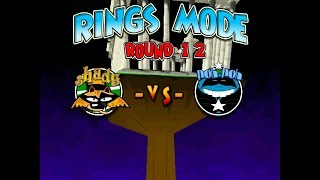 TENNIS TITANS -  Game House (RINGS MODE) ROUND 12 SHADY VS POH-POH
