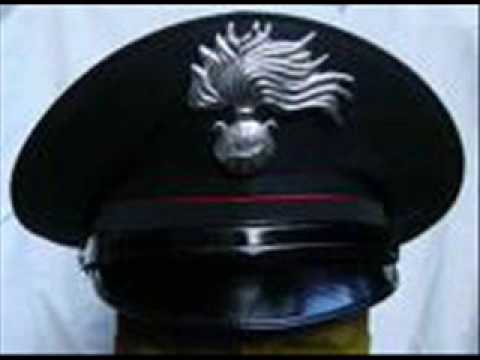 canzone carabinieri
