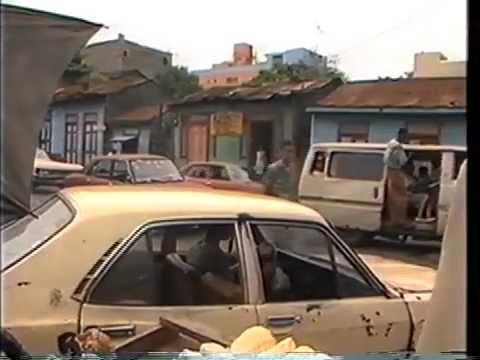 Santo Domingo retro documentary