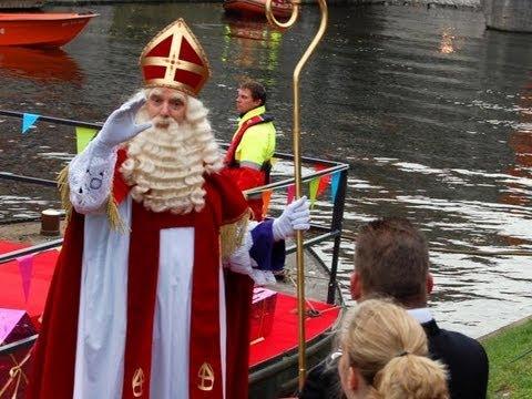 Landelijke Intocht Sinterklaas 2012 Roermond Hd Youtube