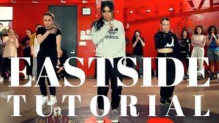 Eastside - Benny Blanco DANCE TUTORIAL | Dana Alexa Choreography