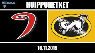 Huippuhetket 2019 - 2020: JYP vs. Kärpät
