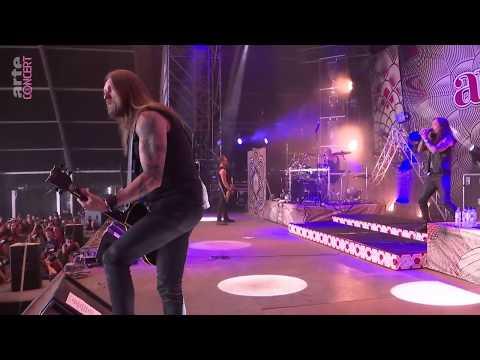 Amorphis - Hellfest 2018