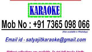 Haal Kya Hai Dilon Ka Anokhi Ada Karaoke 1