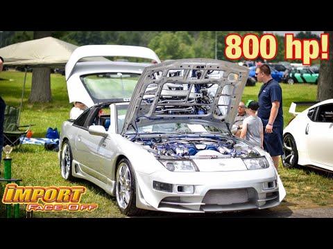 Build Feature, Chris Karl's 800 Horsepower Nissan 300zx!