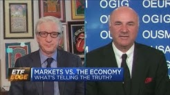 What's driving stocks higher despite mounting economic worries: Kevin O'Leary