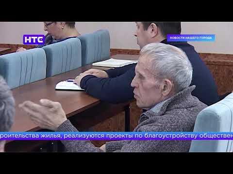 Николай Юдин встретился с представителями политических партий горда и обсудил реализацию нацпроектов