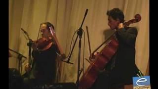 Cuarteto de cuerdas Rossel - Cordoba / Argentina