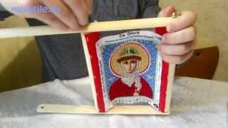 Пяльца для вышивки бисером, крестом, лентами. Обзор от mixstile.ru