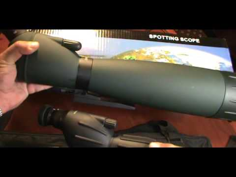 Ultimate Arms Spotting Scope Review 30-90x90