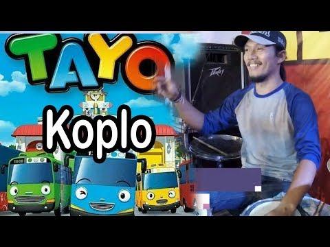 Mantap Jiwa Hey Tayo Mix Kendang Koplo Versi Orkes