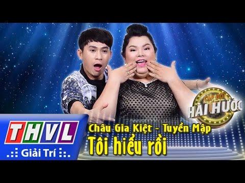 THVL l Cặp đôi hài hước - Tập 3 [7]: Tôi hiểu rồi - Châu Gia Kiệt, Tuyền Mập