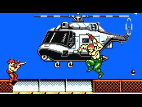 Contra Force (NES) Playthrough (No Death)