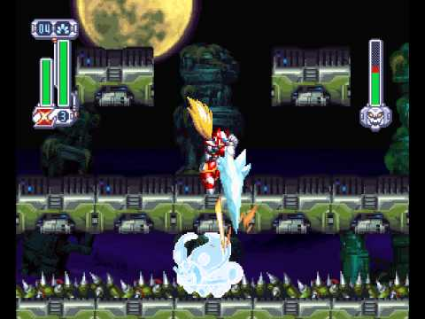"[TAS] PSX Mega Man X4 ""Zero"" by Bernka in 36:30.1"