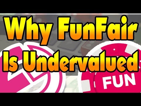 Why FunFair Undervalued! Price Prediction and Project Overview! 2018