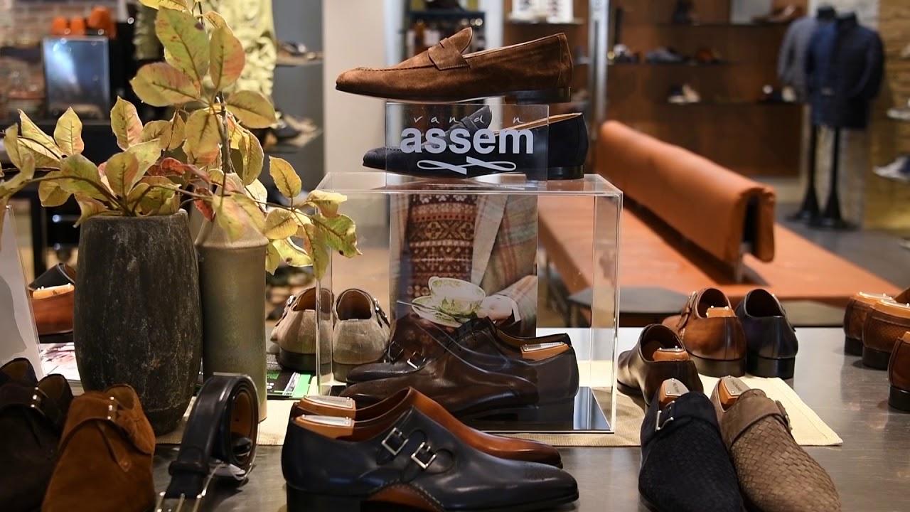 Bergse Van Assem Dorpsstraat Rotterdam Schoenenwinkel Den LA3j54Rq