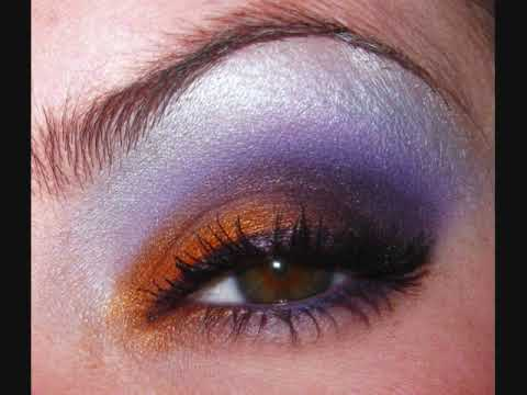 Minnesota Vikings Inspired Makeup