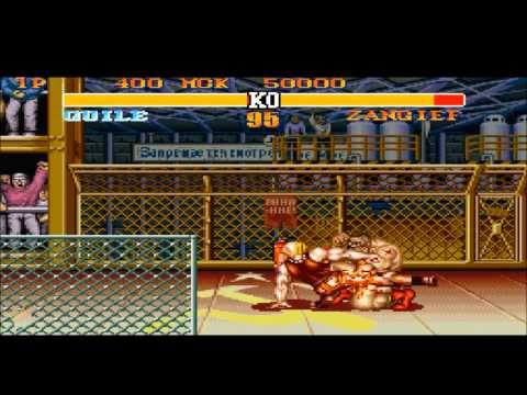 Let's Compare ( Street Fighter 2 )