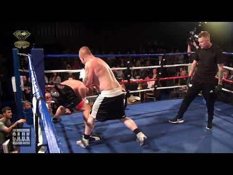 Bare Knuckle Boxing Dean Wood v Arron Jones