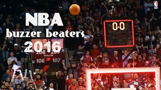 NBA best buzzer beaters of 2016