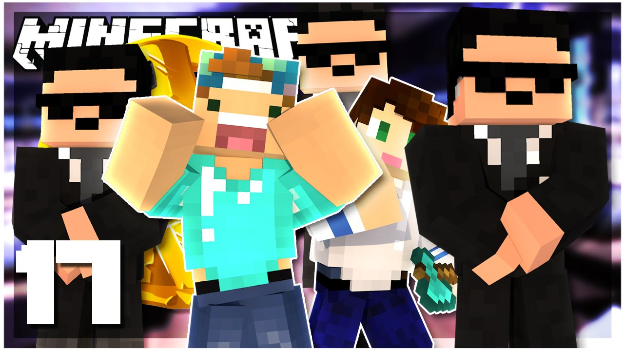 WE HAVE BODYGUARDS! | HUNGER GAMES MINECRAFT w/ STACYPLAYS