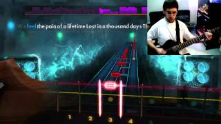 Rocksmith 2014 Custom - DragonForce - Through the Fire and Flames (Bass) 99%*
