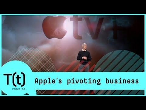 Apple's pivoting business | TECH(feed)