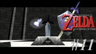 Vamos jogar - The Legend of Zelda: Ocarina of Time #11 - a Master Sword!