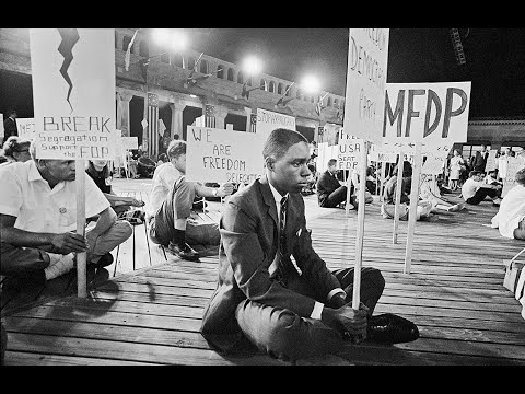 'We the People' Force Confronts Democratic Party Leadership in '64  - Bob Moses on RAI Pt 9/9